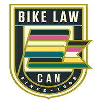 Bike Law Canada badge