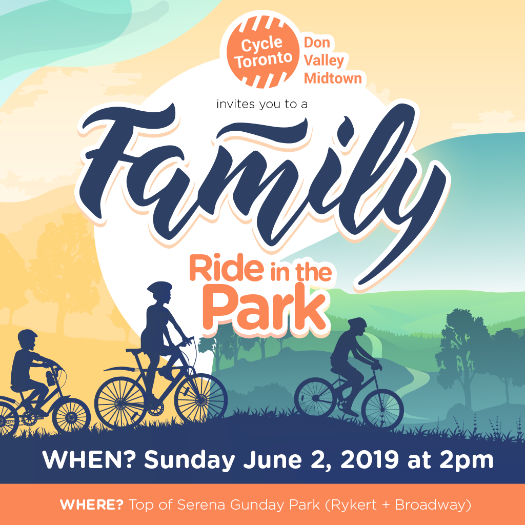 Family ride poster