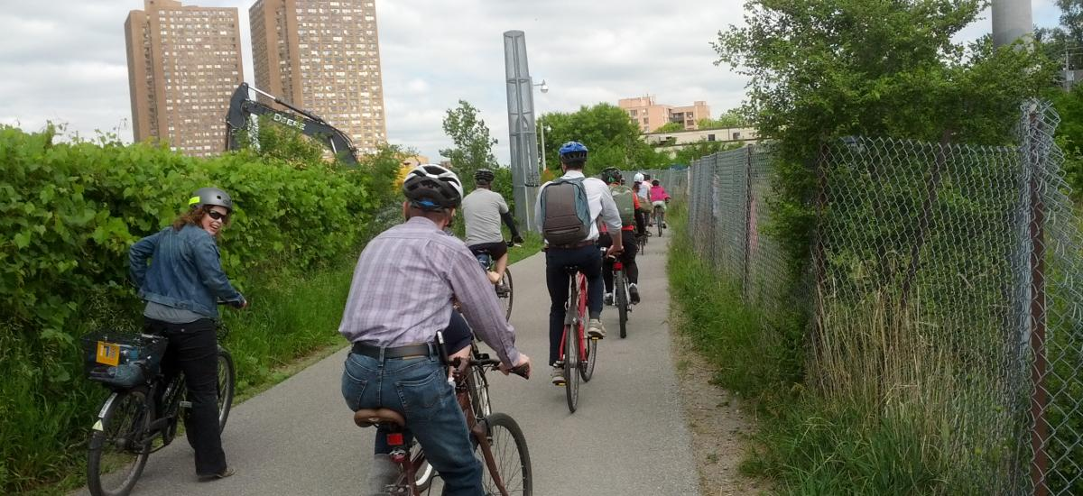 Toronto on Two Wheels: Volunteer and RIDE with us! | Cycle