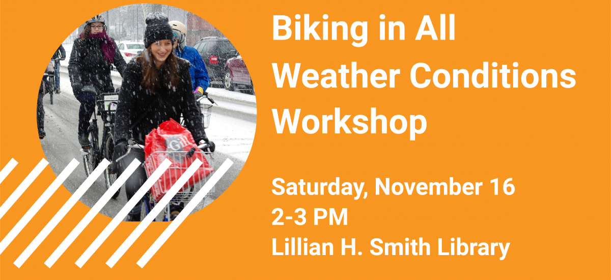 Biking in All Weather Conditions November 16