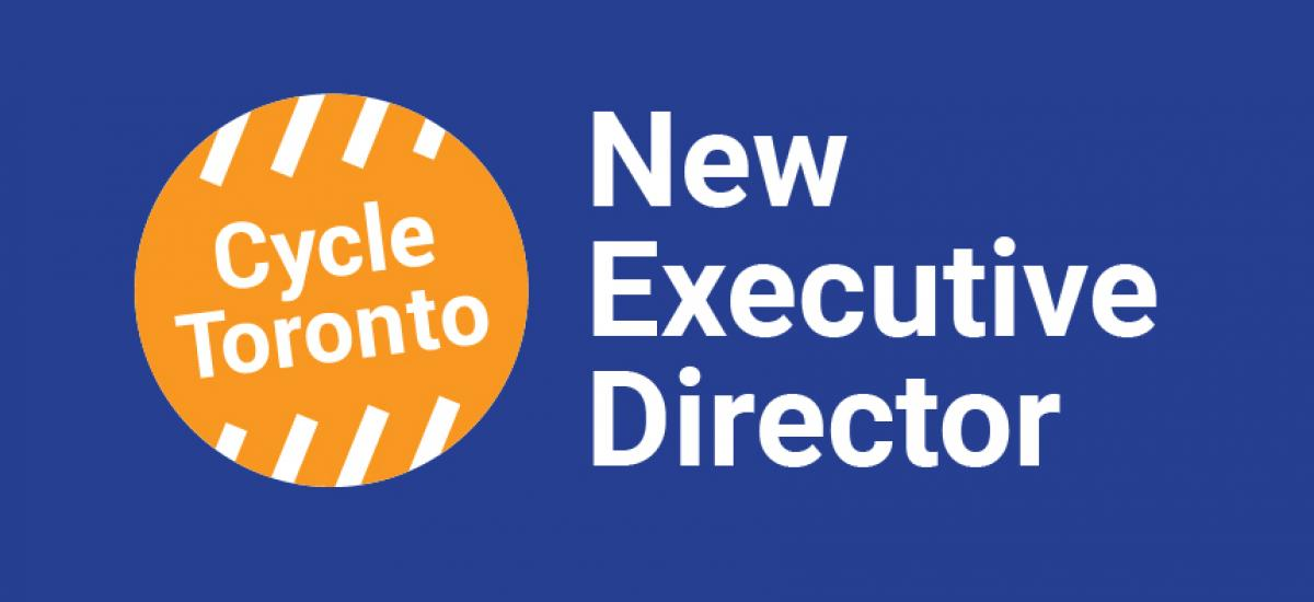 Cycle Toronto New Executive Director