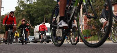 Riding for Safe Streets in 2018
