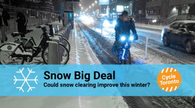 Snow Big Deal: Could snow clearing improve this winter?