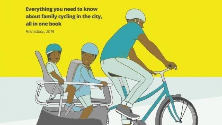Toronto Cycling Handbook Family Edition