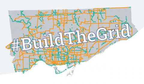 #BuildTheGrid - Toronto needs a grid of bike lanes to connect the city