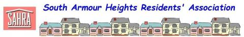 South Armour Heights Residents' Association logo