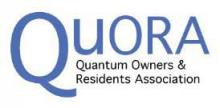 Quantum Owners and Residents Association (QuORA) logo