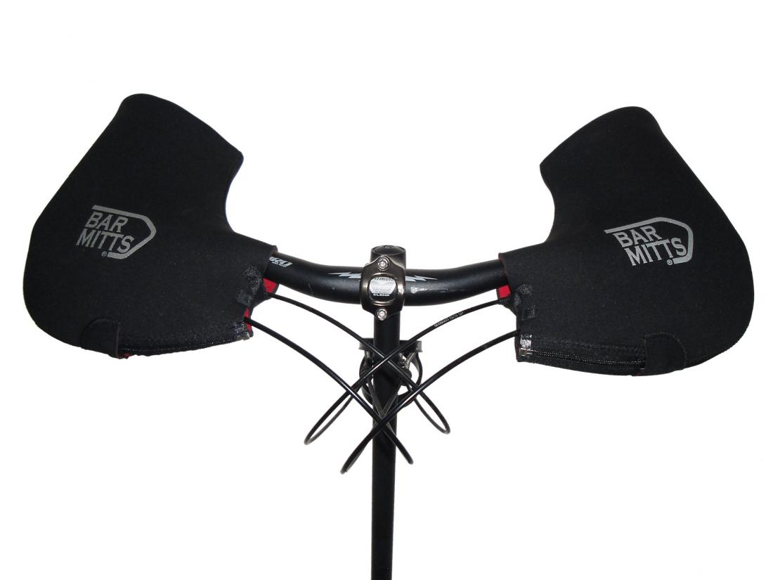 Handlebar Mitts cover brakes and shifters