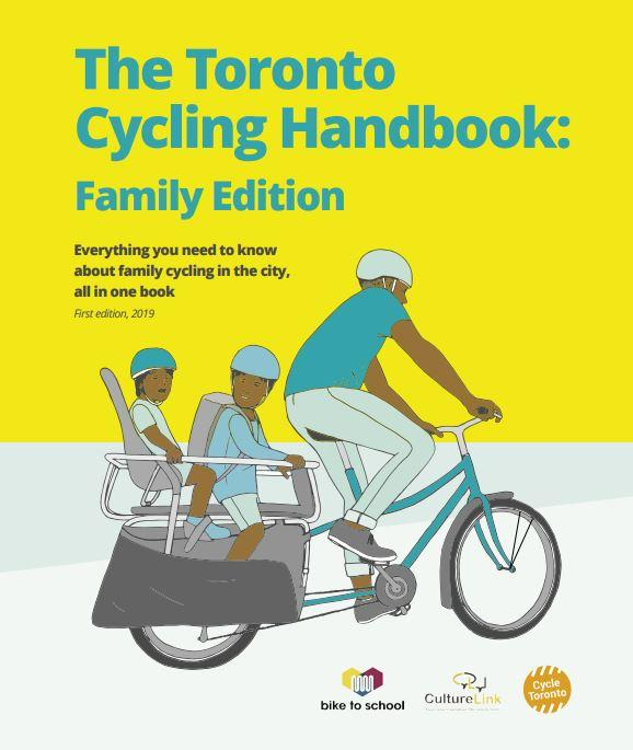 The Toronto Cycling Handbook: Family Edition